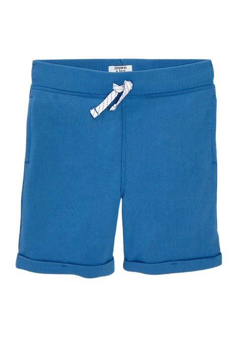 Crown & Ivy™ Boys 4-7 Shorts