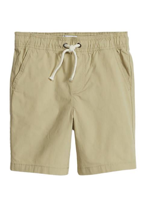 Crown & Ivy™ Boys 8-20 Deck Shorts