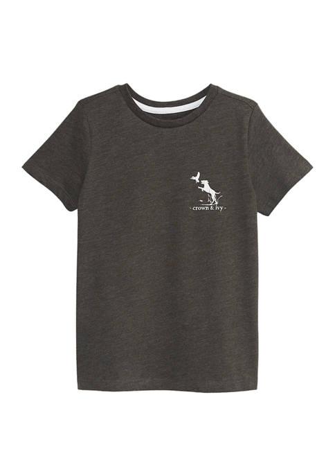 Crown & Ivy™ Boys 8-20 Graphic T-Shirt