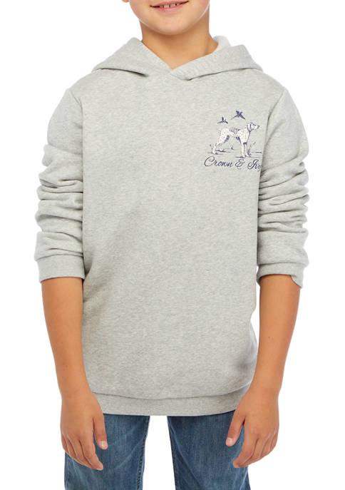 Crown & Ivy™ Boys 8-20 Long Sleeve Fleece