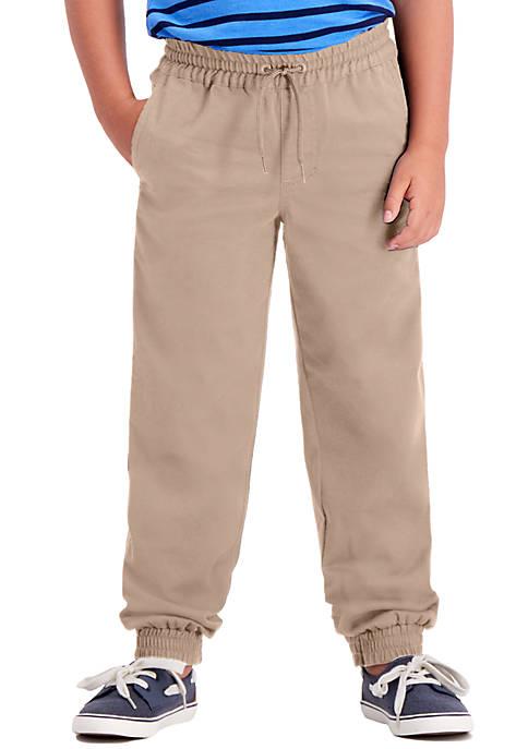 Haggar® Boys 4-7 Sustainable Jogger Regular Size Pants