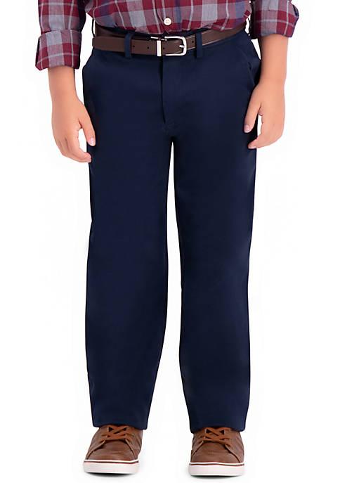 Boys 8-20 Regular Size Sustainable Chino Pants