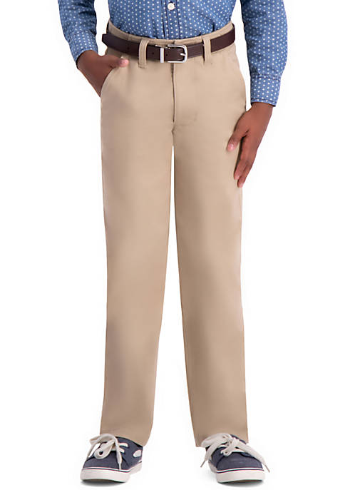 Boys 8-20 Slim Fit Sustainable Chino Pants