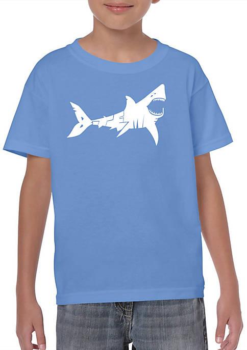 Boys 8-20 Word Art T Shirt - Bite Me