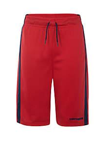 Converse Boys 8-20 Chevron Mesh Shorts