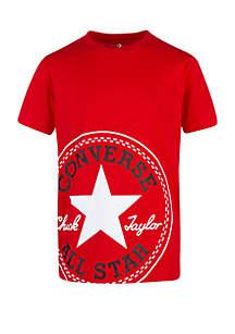 Converse Boys 8-20 Oversized Chuck Patch T Shirt