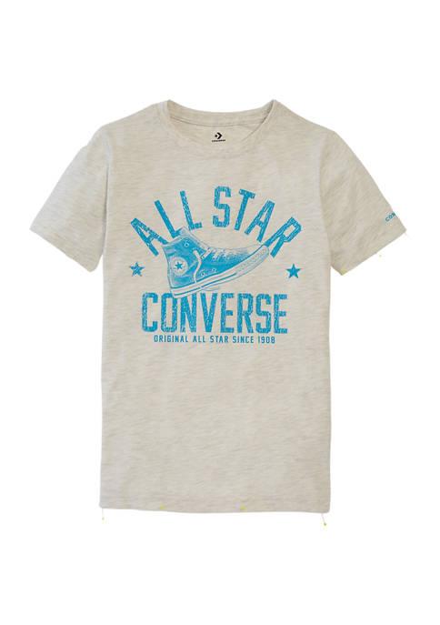 Boys 8-20 Collegiate Shoe Graphic T-Shirt