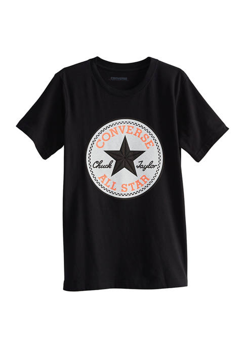 Boys 8-20 Chuck Patch Graphic T-Shirt