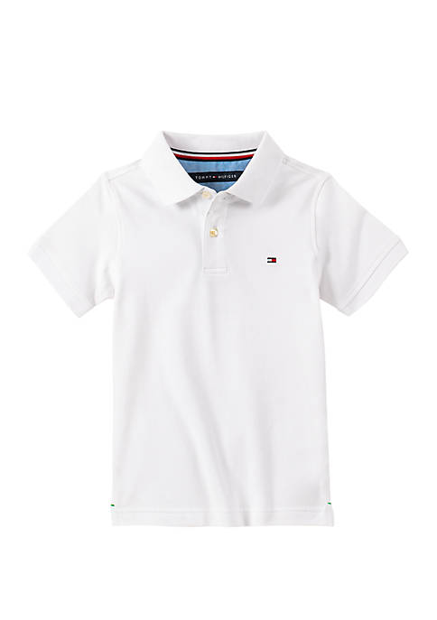 Choose SZ//Color Tommy Hilfiger Baby Boys Short Sleeve IVY Polo