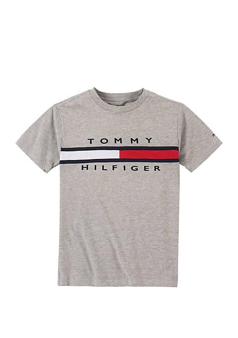 Boys 8-20 Signature Short Sleeve T Shirt
