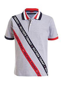 Tommy Hilfiger Boys 8-20 Sloane Polo T Shirt