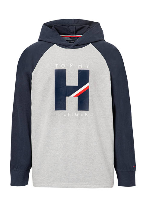 Boys 8-20 Long Sleeve Pullover Hoodie