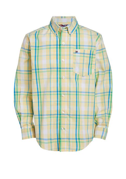 Tommy Hilfiger Boys 8-20 Sadi Dress Shirt