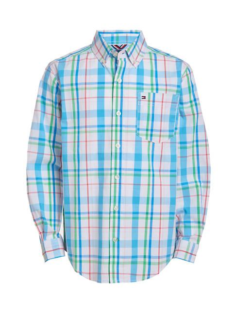 Tommy Hilfiger Boys 8-20 Tyler Dress Shirt