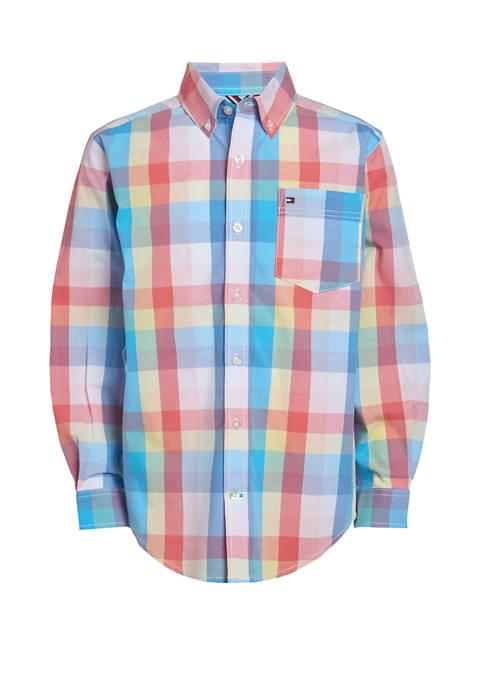 Boys 8-20 Umar Dress Shirt