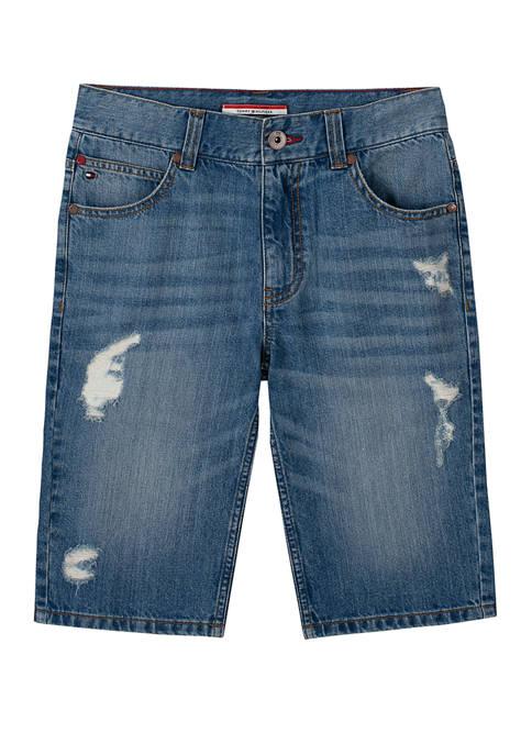 Boys 8-20 Mystic Road Denim Shorts