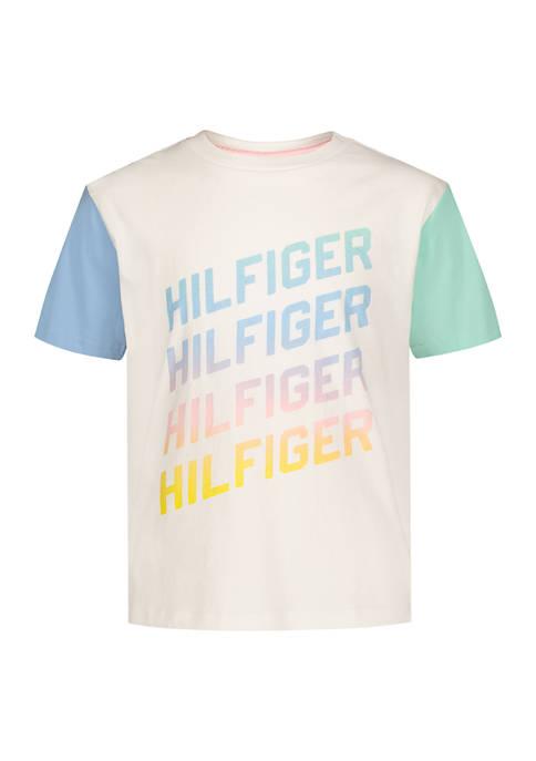 Boys 8-20 Ombré Logo T-Shirt