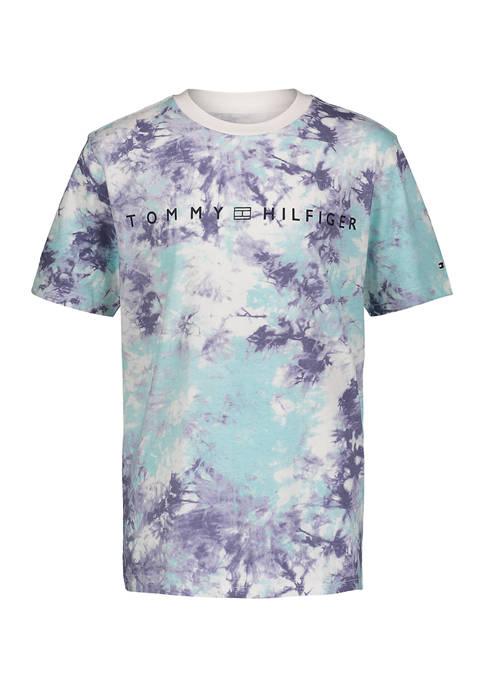 Boys 8-20 Swirl Print T-Shirt