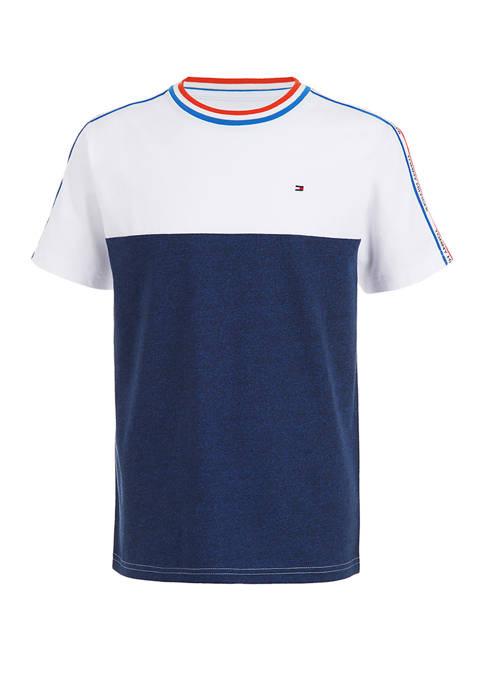 Boys 8-20 Logo Tape T-Shirt