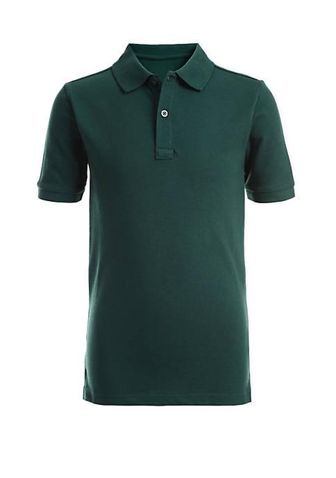 Nautica Toddler Boys Pique Polo T Shirt