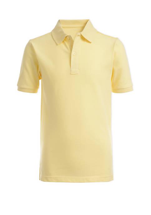 Toddler Boys 4-7 Pique Polo T Shirt