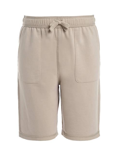 Boys 4-7 Sensory Knit Shorts