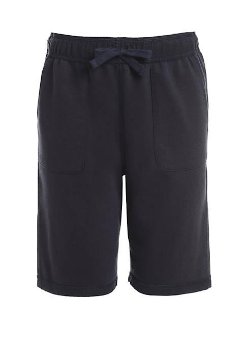 Boys 8-20 Sensory Knit Shorts