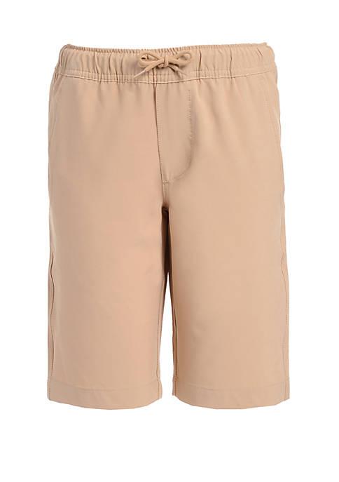 Boys 8-20 Husky Lowell Jogger Shorts