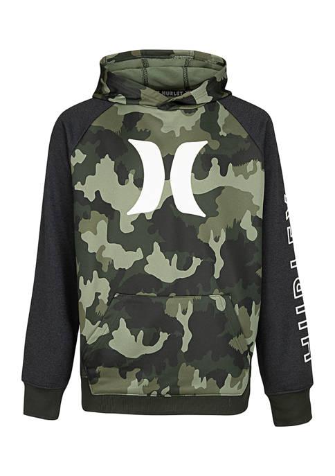 Hurley® Boys 8-20 Icon Graphic Pullover