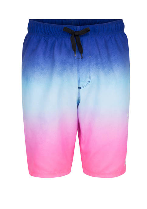 Hurley® Boys 8-20 Gradient Pull On Swim Trunks