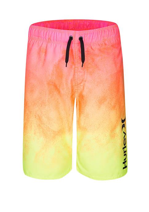 Hurley® Boys 8-20 Gradient Pull On Swim Trunks