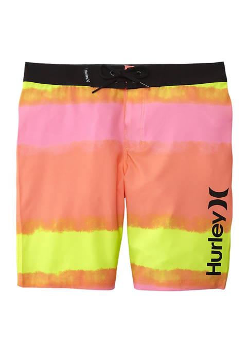 Hurley® Boys 8-20 Tie Dye Swim Trunks