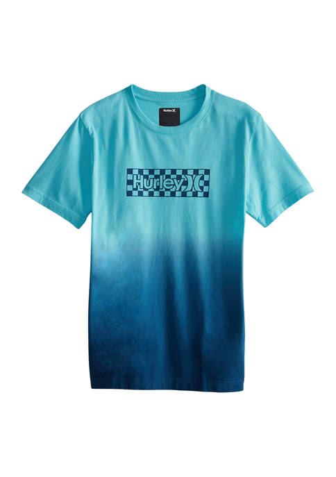 Hurley® Boys 8-20 Dip Dyed T-Shirt