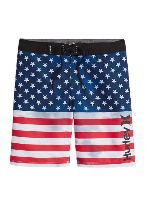 Hurley® Boys 8-20 Independence Board Shorts