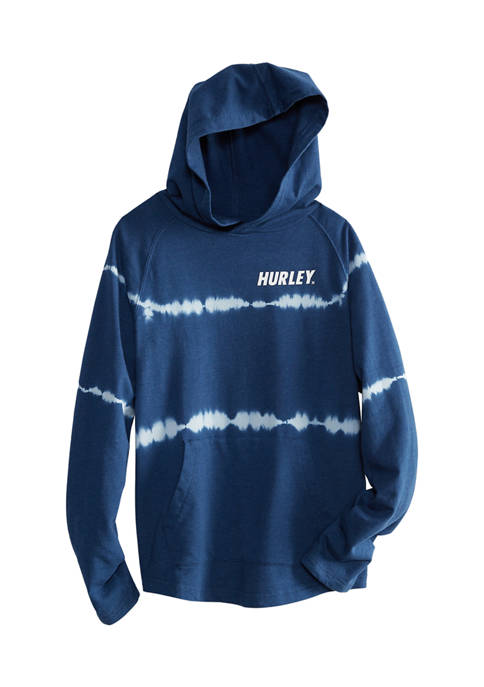 Hurley® Boys 8-20 Tie Dye Pullover Sweatshirt