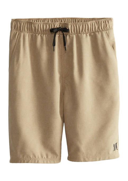 Boys 8-20 Solid Shorts