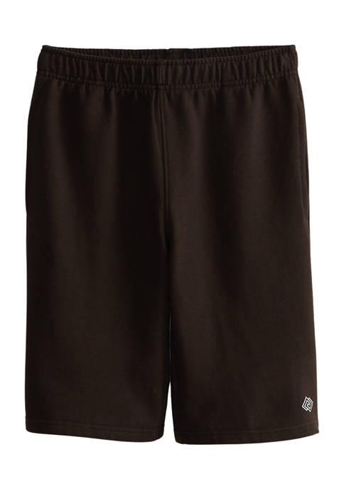 Boys 8-20 Fleece Shorts