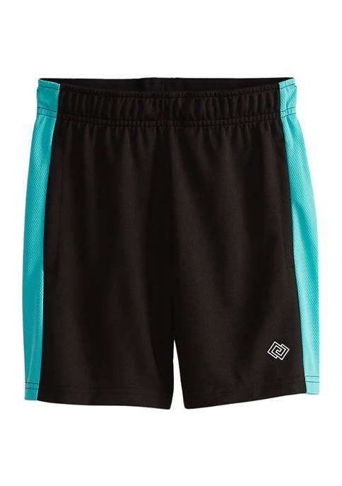 Boys 8-20 Mesh Cloud Dye Shorts