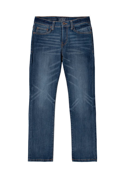 Lucky Brand Boys 8-20 Light Blue Denim Jeans