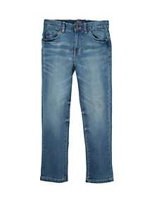 Lucky Brand Boys 8-20 5 Pocket Authentic Skinny Jeans