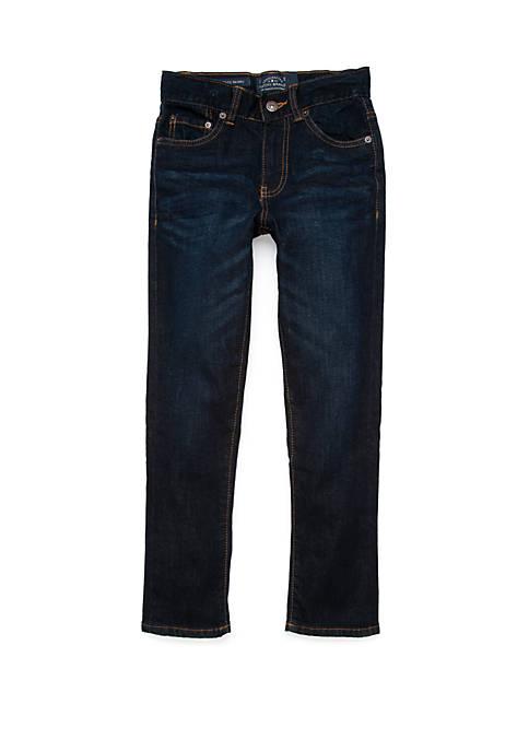 Lucky Brand Boys 8-20 5 Pocket Authentic Skinny