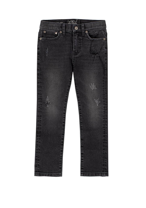 Lucky Brand Boys 8-20 Rincon Distressed Jeans
