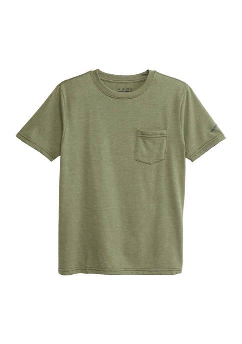 Boys 8-20 Lucky Pocket T-Shirt
