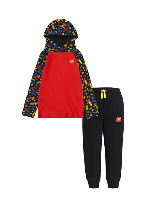 Lego® Boys 4-7 Allover Print T-Shirt and Pants