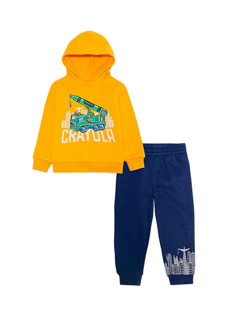 Boys 4-7 Pullover and Joggers Set