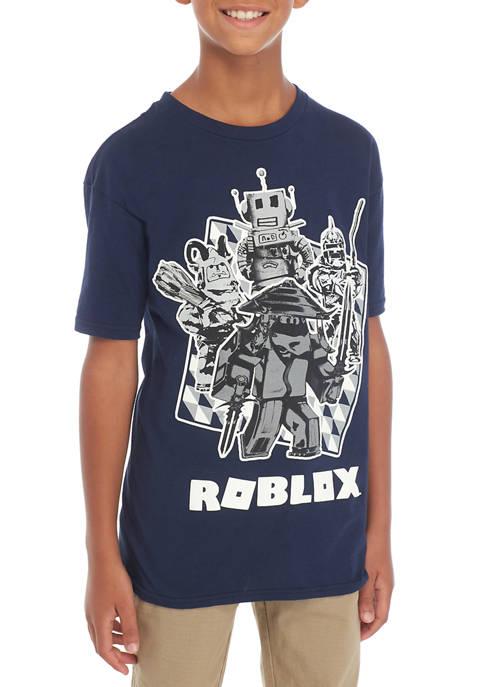 Roblox Boys 8 20 High Density Graphic T Shirt Belk