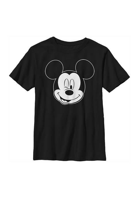 Disney® Mickey Boys 4-7 Let Me Sleep Outline