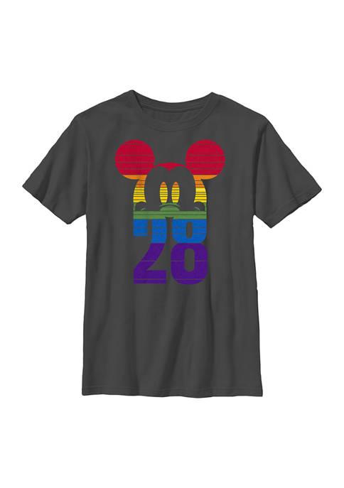 Boys 4-7 28 Pride Graphic T-Shirt