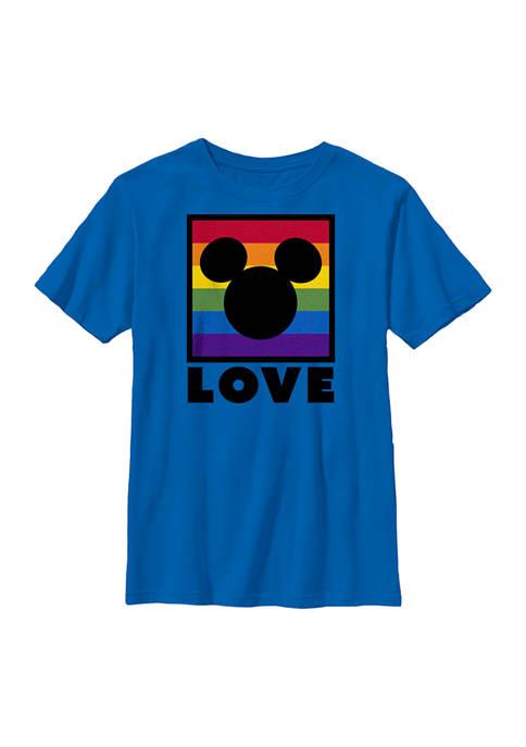 Boys 4-7 Pride Box Graphic T-Shirt