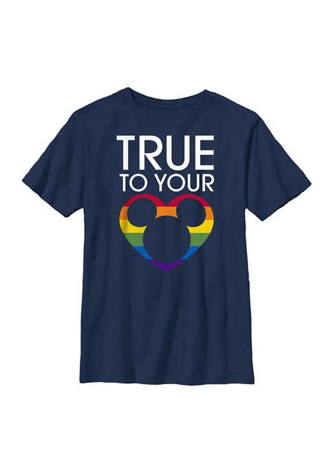 Boys 4-7 True To Pride Graphic T-Shirt